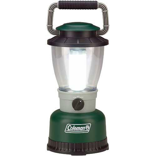 photo: Coleman 4D Rugged Personal Size Lantern battery-powered lantern