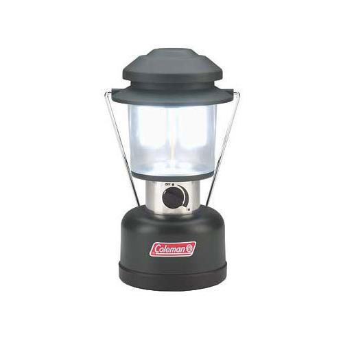 photo: Coleman 8D Twin LED Lantern battery-powered lantern