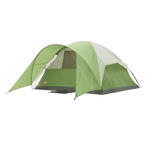 photo: Coleman Evanston 6 tent/shelter
