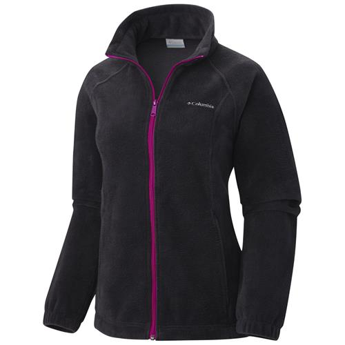 photo: Columbia Benton Springs Full-Zip fleece jacket