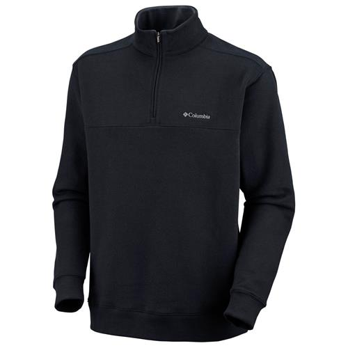 photo: Columbia Hart Mountain II Half Zip fleece top