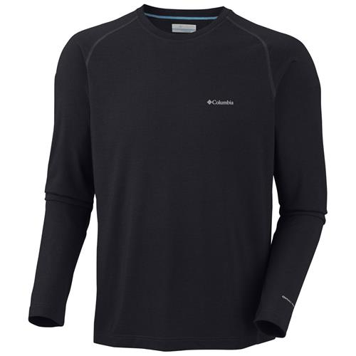 photo: Columbia Mountain Tech II Long Sleeve Top long sleeve performance top