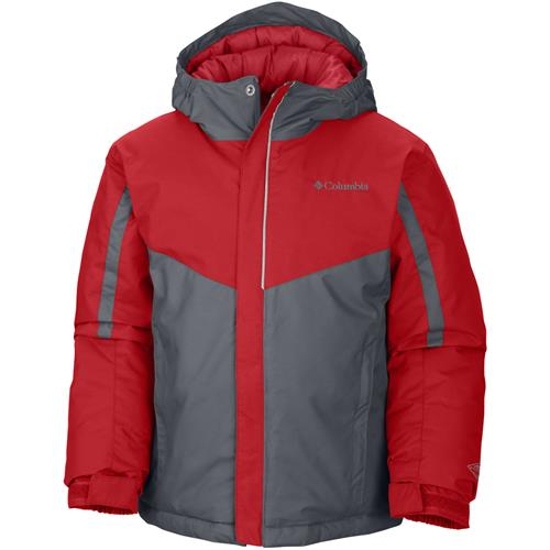 photo: Columbia Stun Run Jacket synthetic insulated jacket