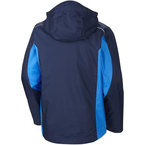 photo: Columbia Boys' Wet Reflect Jacket waterproof jacket