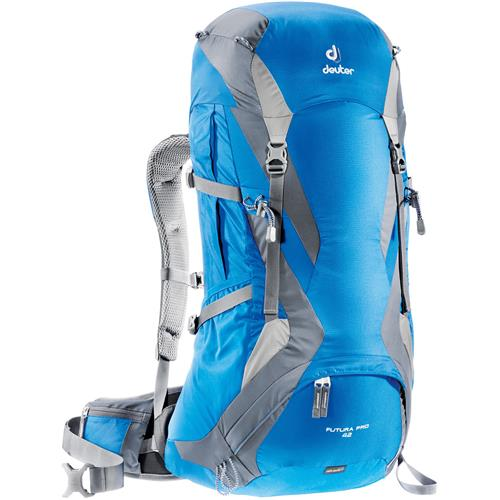 photo: Deuter Futura Pro 42 overnight pack (2,000 - 2,999 cu in)
