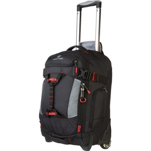 Eagle Creek Load Warrior 20 Wheeled Duffel Carry-On Black