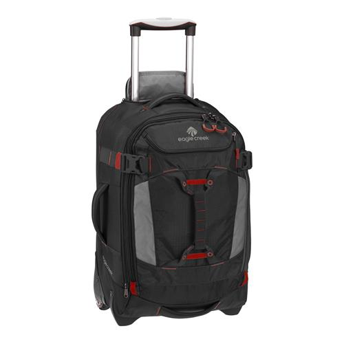 Eagle Creek Load Warrior 22 Wheeled Duffel Carry-On Black