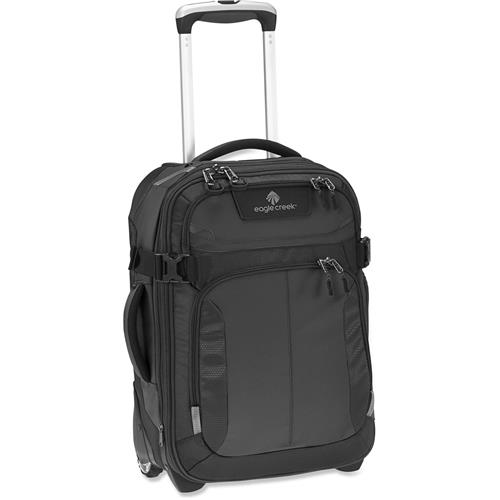 Eagle Creek Tarmac 20 Wheeled Carry-on Luggage Black