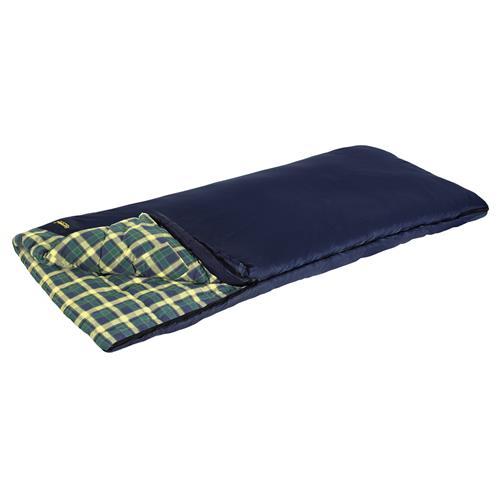 photo: Eureka! Cayuga 45 warm weather synthetic sleeping bag