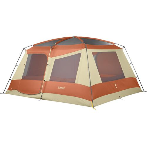 photo: Eureka! Copper Canyon 12 three-season tent