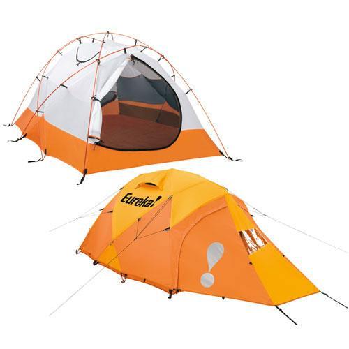 photo: Eureka! High Camp four-season tent