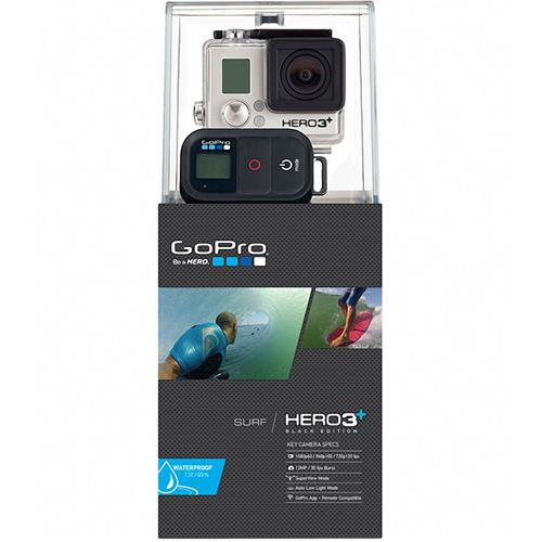 GoPro HERO3 Plus Black Edition - Surf