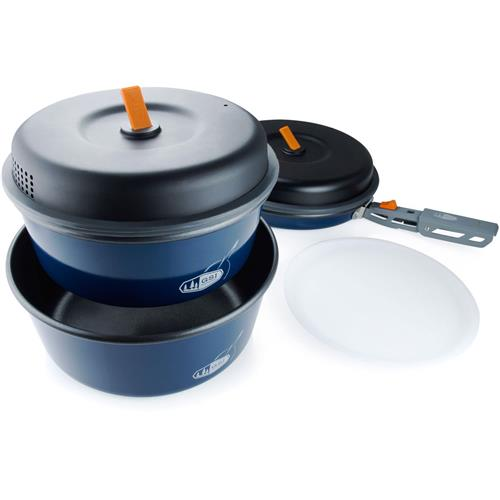 photo: GSI Outdoors Bugaboo Base Camper Cookset pot/pan