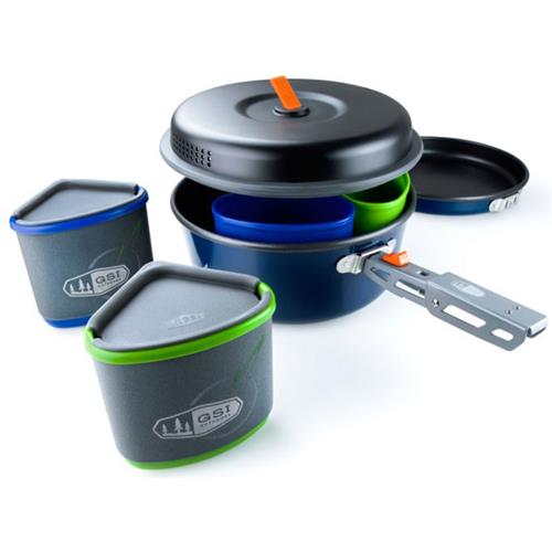 photo: GSI Outdoors Bugaboo Backpacker Cookset pot/pan