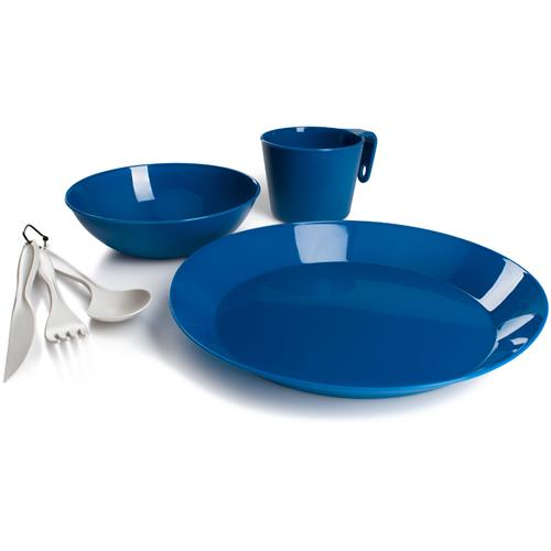 photo: GSI Outdoors Cascadian 1 Person Table Set plate/bowl