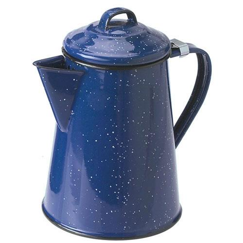 photo: GSI Outdoors Sierra Campware Enamelware Coffee Pot kettle