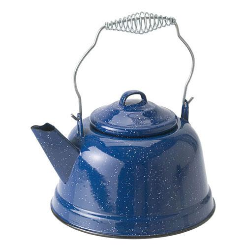 photo: GSI Outdoors Tea Kettle - Blue kettle
