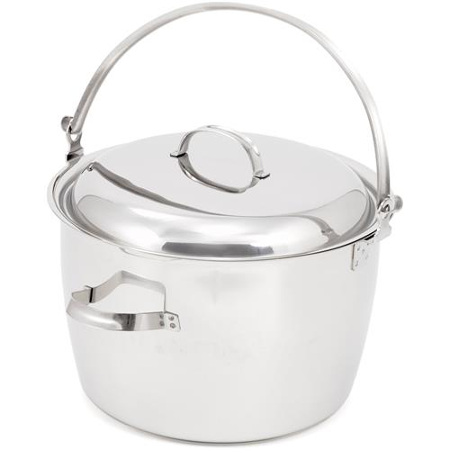 photo: GSI Outdoors Glacier Stainless Kettle kettle