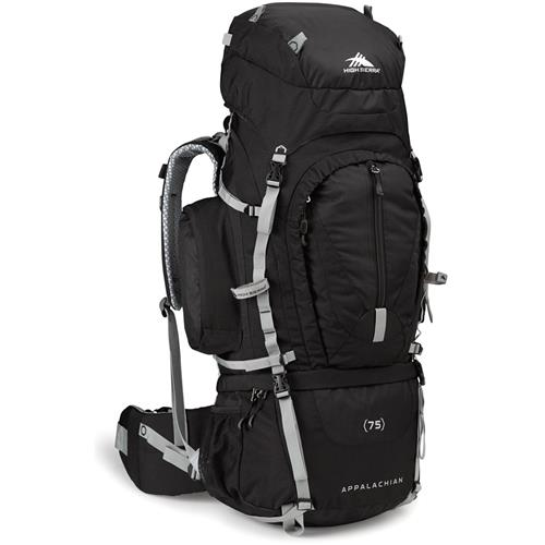 photo: High Sierra Appalachian 75 expedition pack (4,500+ cu in)