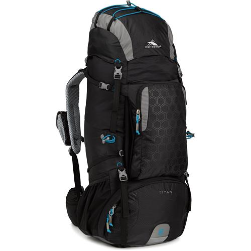 photo: High Sierra Titan 65 weekend pack (3,000 - 4,499 cu in)