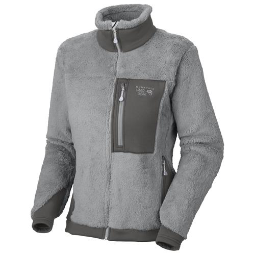 photo: Mountain Hardwear Monkey Woman Jacket fleece jacket