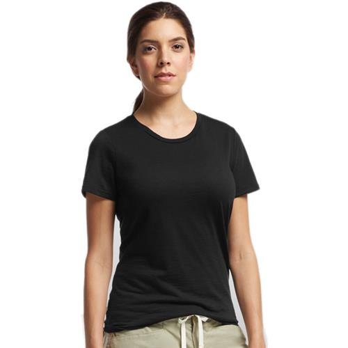 photo: Icebreaker Women's Tech T Lite short sleeve performance top