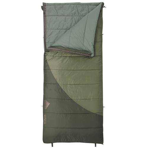 photo: Kelty Tumbler 30/50 warm weather synthetic sleeping bag