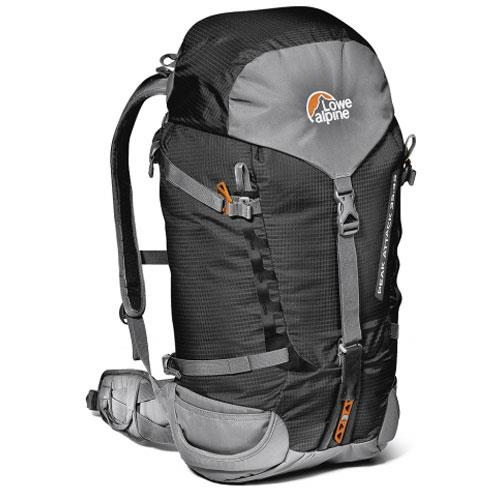 photo: Lowe Alpine Alpine Attack 35:45 overnight pack (2,000 - 2,999 cu in)