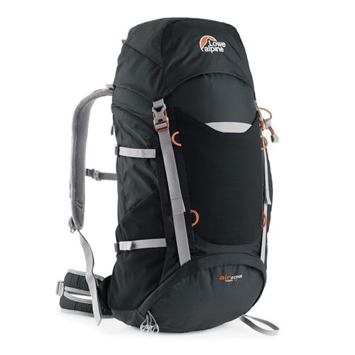 photo: Lowe Alpine AirZone Trek + 35:45 overnight pack (2,000 - 2,999 cu in)