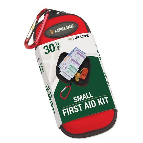 Lifeline 30-Piece First Aid Kit