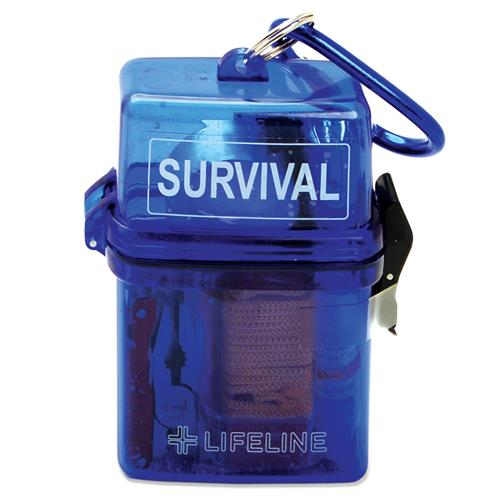 Lifeline Waterproof Survival Kit