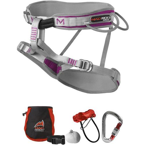 photo: Mad Rock Venus Climbing Package climbing product