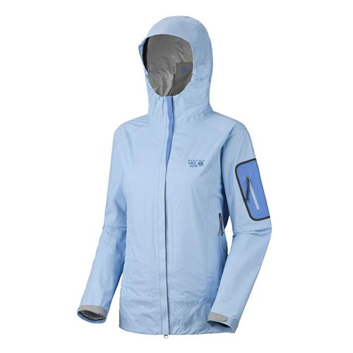 photo: Mountain Hardwear Women's Cohesion Jacket waterproof jacket