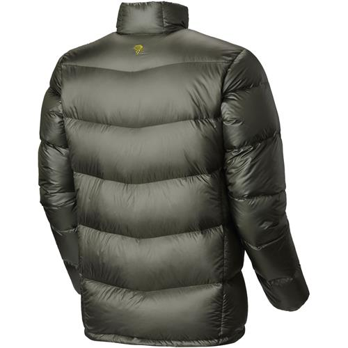 photo: Mountain Hardwear Kelvinator Jacket down insulated jacket