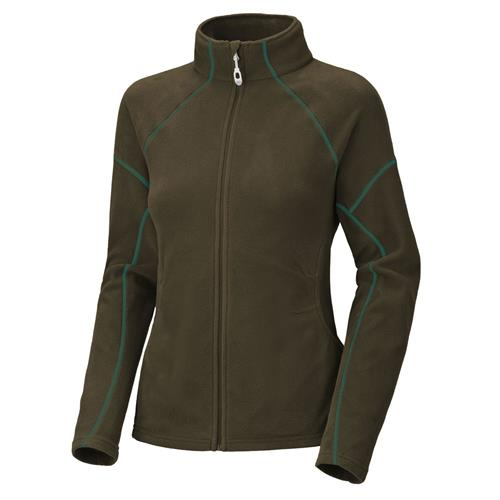 photo: Mountain Hardwear Women's MicroChill Jacket fleece jacket