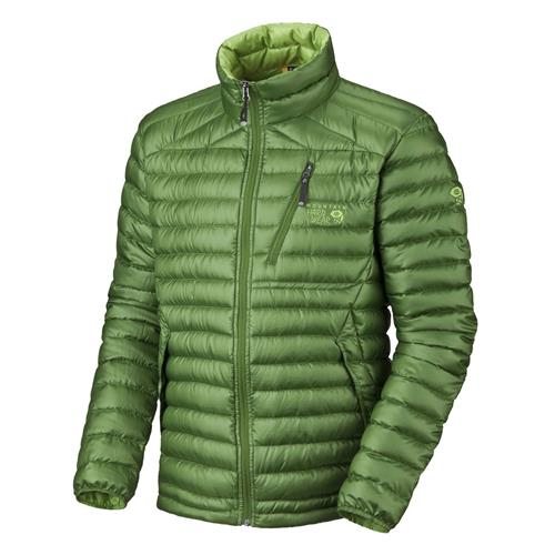 photo: Mountain Hardwear Men's Nitrous Jacket down insulated jacket