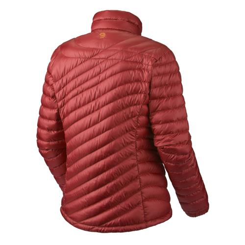 photo: Mountain Hardwear Women's Nitrous Jacket down insulated jacket