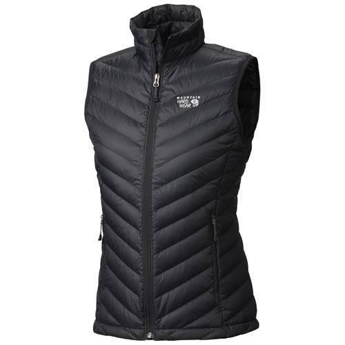 photo: Mountain Hardwear Women's Nitrous Vest down insulated vest