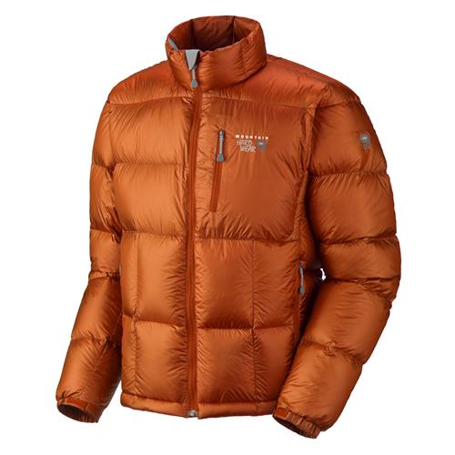 photo: Mountain Hardwear Phantom Jacket down insulated jacket