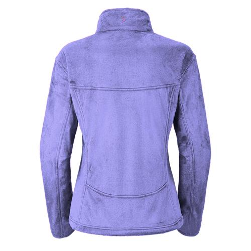 Mountain Hardwear Pyxis Fleece Jacket for Women Violet Storm X-Small