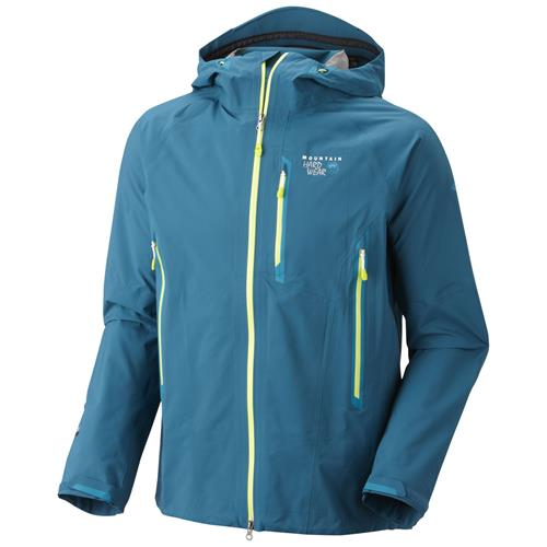 photo: Mountain Hardwear Spinoza Jacket waterproof jacket