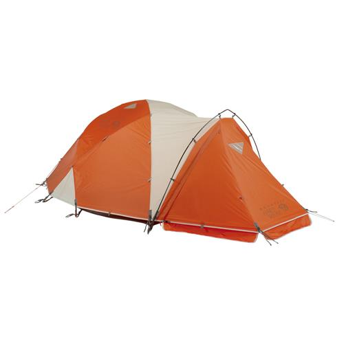 photo: Mountain Hardwear Trango 4 four-season tent