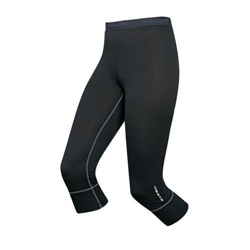 photo: Mammut Women's Go Dry Pants 3/4 base layer bottom