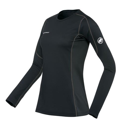 photo: Mammut Women's Go Warm Longsleeve base layer top