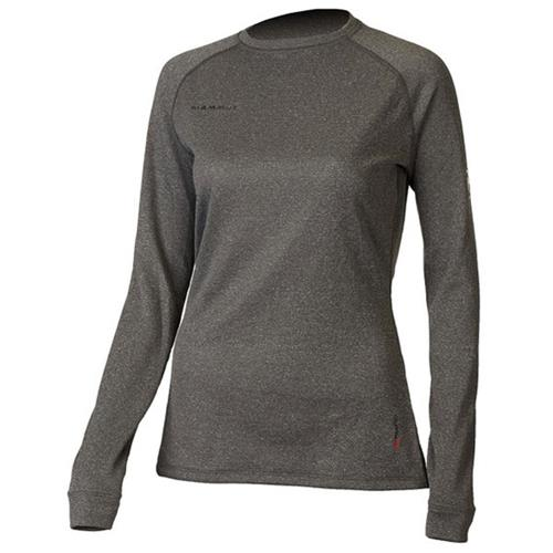 Mammut Klamath Crew Long-Sleeve Base Layer Top for Women