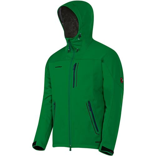 photo: Mammut Ultimate Inuit Jacket soft shell jacket