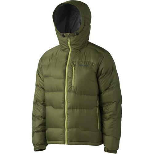 photo: Marmot Men's Ama Dablam Jacket down insulated jacket