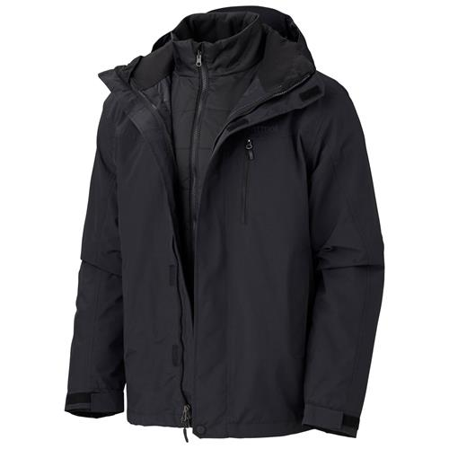 photo: Marmot Bastione Component Jacket component (3-in-1) jacket