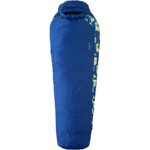 photo: Marmot Kids' Trestles 30 3-season synthetic sleeping bag