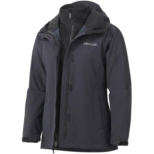 photo: Marmot Cosset Component Jacket component (3-in-1) jacket